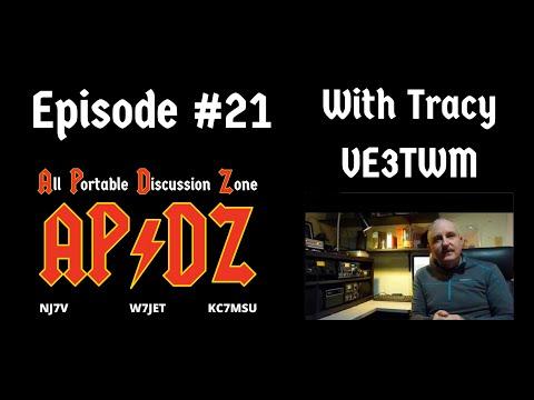 Episode #21 - Tracy VE3TWM