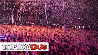 Top 100 DJs 2014 Results - + Live sets from Hardwell & Deorro width=