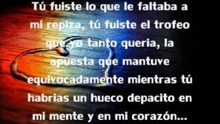 Thalia ft Erik Rubin   La Apuesta   Letra