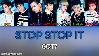 Como Cantar Stop Stop It - GOT7 (Letra Simplificada)