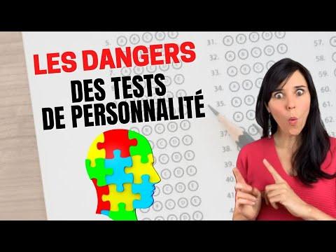 TESTS de PERSONNALITÉ: ils vous manipulent?!