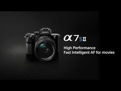 α7S II - Fast Intelligent AF for movie | Sony | Alpha | A7S II