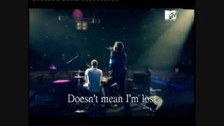 [ 7 ] Coldplay - Lost -  (with Lyrics) - live in Japan [HD]