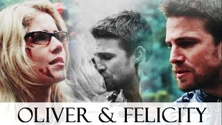 oliver & felicity | perfect