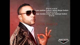 Don Omar - Danza Kuduro ft. Lucenzo LYRICS