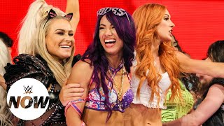 Superstars react to first all-women's PPV: WWE Now