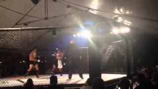 Pedro Leco MMA fight