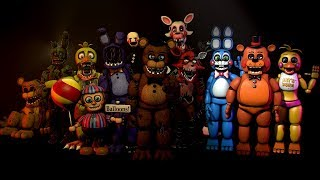 FNAF 2&3 Characters Sing Break My Mind