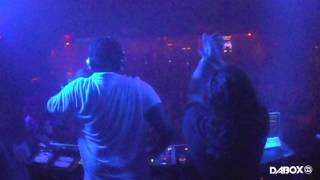 "Dabox playing ""Hardwell & Showtek - How We Do"" live at City Hall Barcelona 07/08/2012"