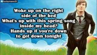 Owl City feat. Carly Rae Jepsen - Good Time (Lyric Video HD) New Pop Official Song June 2012