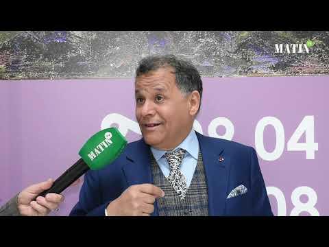 Video : Mehdi Qotbi fier d'accueillir l'exposition «Les Couleurs de l'Impressionnisme : chefs-d'œuvre du Musée d'Orsay»
