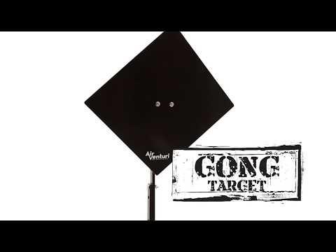 Video: Air Venturi Cowboy Action Diamond Gong Airgun Target | Pyramyd Air