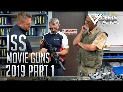 ISS Movie Guns 2019: Part 1