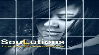 "SouLutions   -  ""Listen""   (Drizabone Extended Remix)"