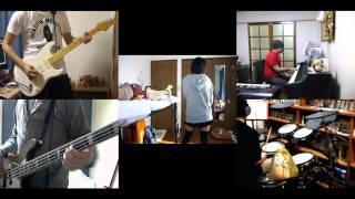 [HD]Yahari Ore no Seisyun Lovecome wa Machigatte iru OP [Yukitoki] Band cover