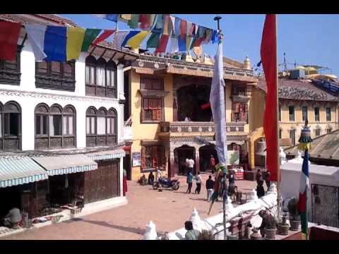 Boudha Mahankal Kathmandu Nepal