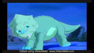 The Land Before Time TV series   Cera's nightmare 2