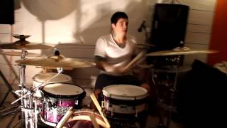 GOLDHOUSE - Everything (Live Drums)