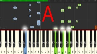 Go Solo Pianotutorial EASY