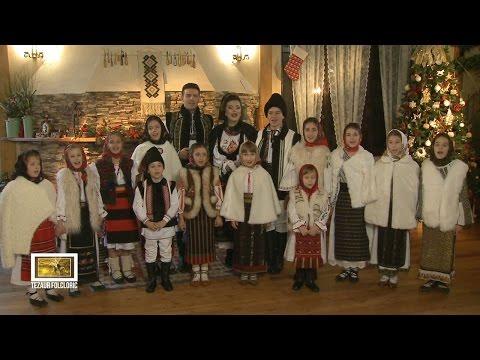 Marioara Man Gheorghe, Grigore Gherman şi Grupul Mlădiţe Ilfovene - Colind