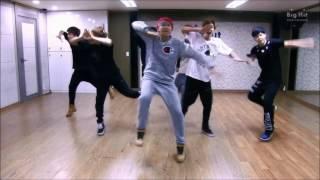 BTS (방탄소년단) / Boy in Luv (상남자) Instrumental + Dance Practice