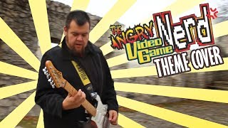 Angry Video Game Nerd Theme (Music Video) // Epic Game Music