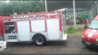 Bombeiros Voluntários de Igrejinha/RS