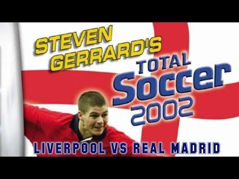 Steven Gerrard's Total Soccer2002