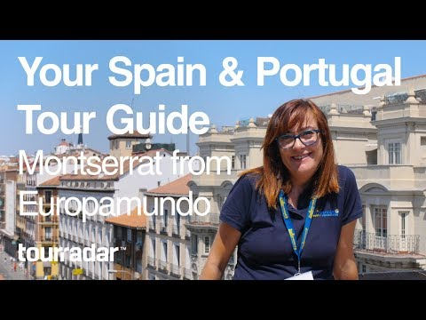 Your Spain & Portugal Tour Guide: Montserrat from Europamundo