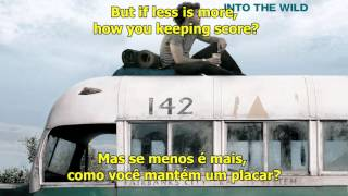 Eddie Vedder - Society (Lyrics/Legendado)