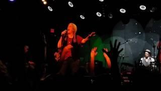 Patti Smith - Gloria part 1 - Teragram Ballroom, 10-20-2016