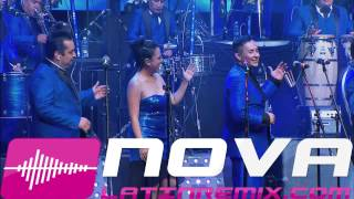 Los Angeles Azules   Entrega de Amor   Cumbia Intro 85 Bpm   NLR