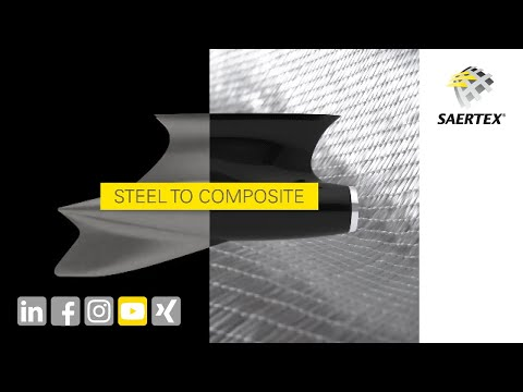 STEEL TO COMPOSITE - MAKE IT WITH SAERTEX