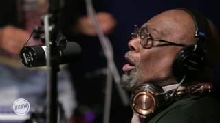 "Funkadelic (feat. George Clinton) performing ""Flash Light (feat. Thundercat)"" Live on KCRW"
