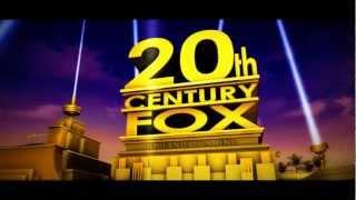 20th Century Fox Intro 1.0 [Cinema 4D] PLEASE WATCH UPDATE VIDEO!!!!
