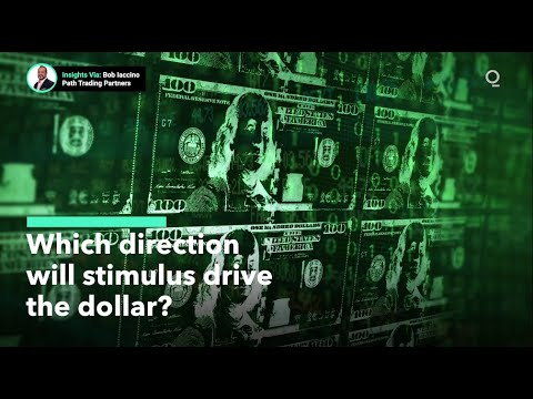 Why Does the Value of the U.S. Dollar Depend on a Stimulus Deal?