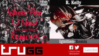 Where Are Ü Now / Ignition Remix (Skrillex & Diplo / R. Kelly) - Trugg mashup