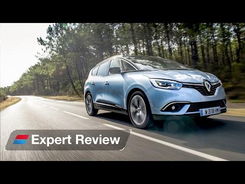 Renault Grand Scenic 2016 car review