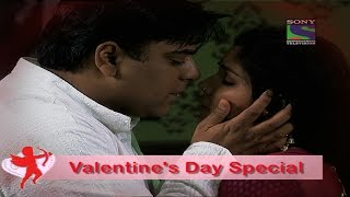 Ram and Priya's Romantic Moments - Tere Ishq Ki - Valentine's Day Special width=