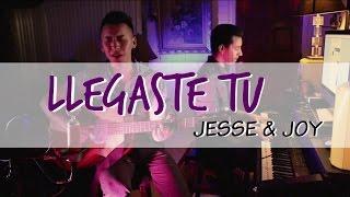 llegaste tu - Jesse y Joy Cover Ricky Herrera