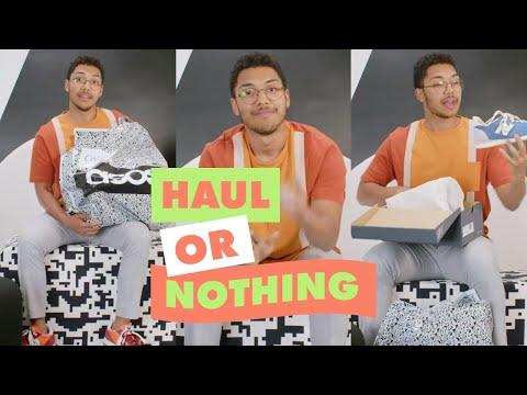 asos.com & Asos Promo Code video: Sabrina's Chance Perdomo Talks Us Through His ASOS Order | ASOS Haul Or Nothing