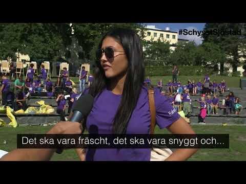 Schysst Sjöstad, 2017