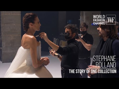 Stephane Rolland | The story of one collection