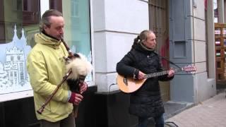 Christmas Carol: Ground Folk - Во Вифлеємі нині новина / Волынка & Бузуки   #FolkRockVideo