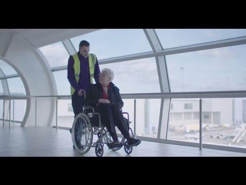 Get into Airports - Jordan's Story