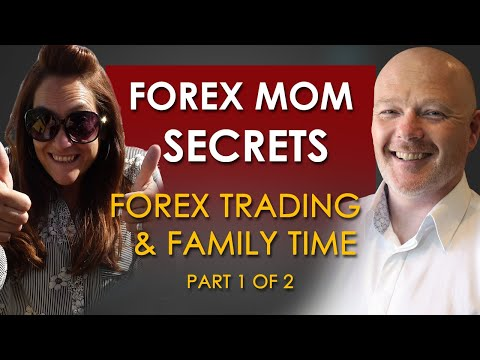 Stay At Home Mom Forex Trader Interview - How Sarah Learned Forex