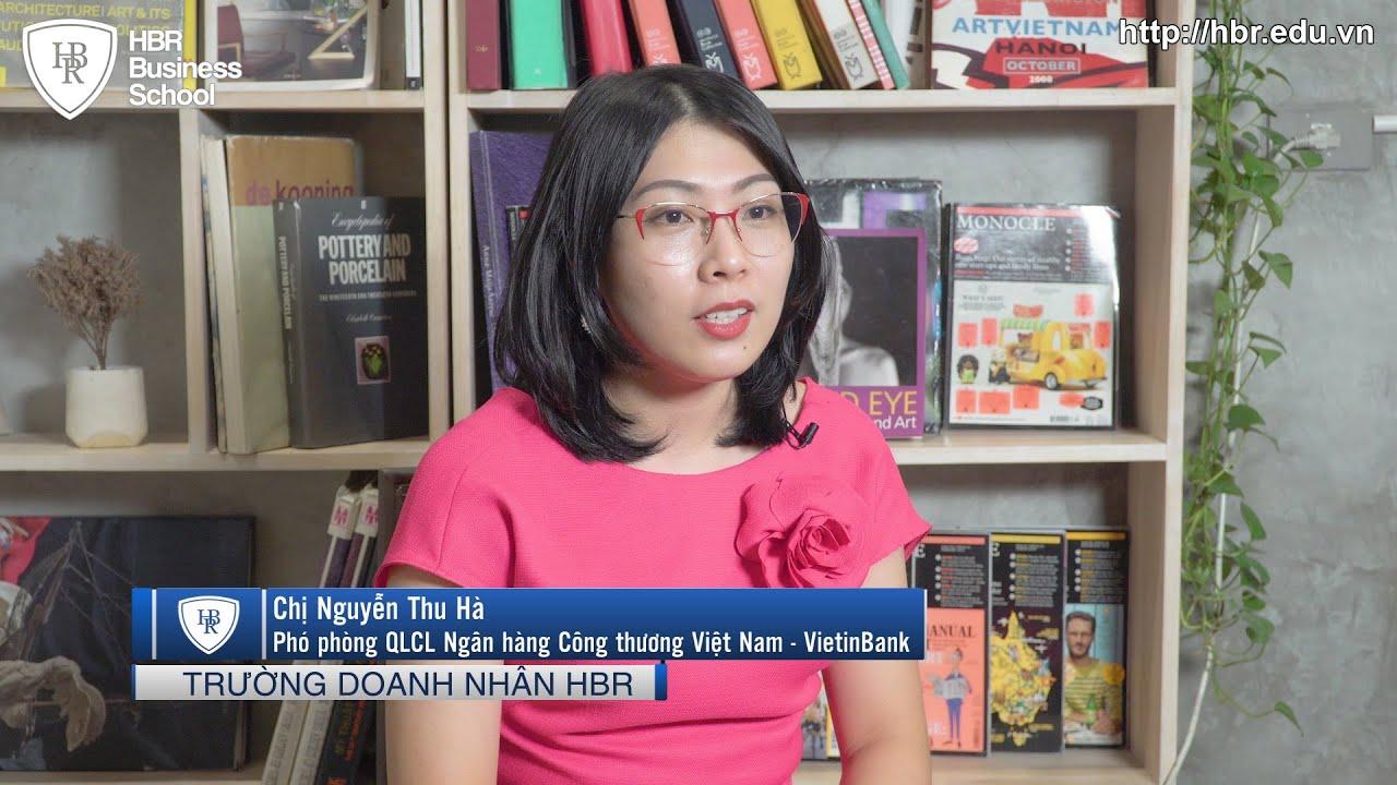 Cảm Nhận của Chị Nguyễn Thu Hà sau khi tham dự xong Khóa Học của Ths Đặng Thúy Hà