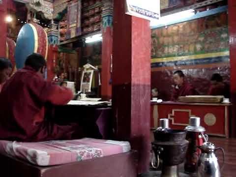 Klooster Marpha Nepal