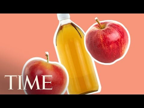 How Apple Cider Vinegar May Help With Weight Loss   TIME