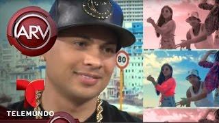 Jacob Forever prepara temascon Pitbull y Thalía   Al Rojo Vivo   Telemundo
